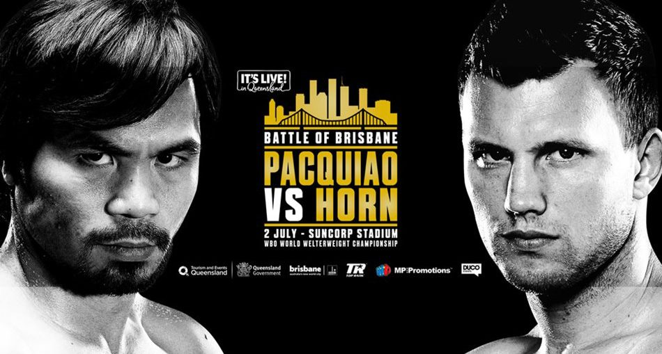 Manny Pacquiao vs. Jeff Horn 2017 Prediction