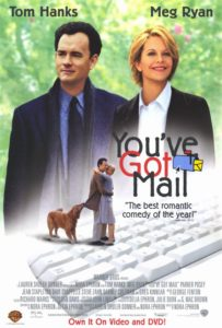 You've Got Mail 1998 Movie Poster