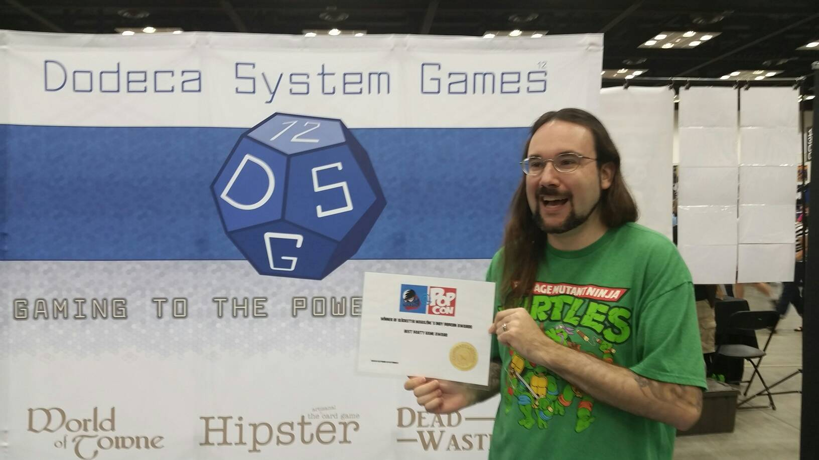 Dodeca System Games