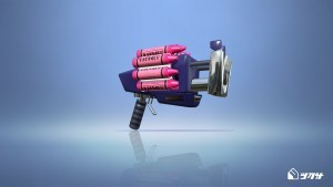 Splatoon 2 Weapons
