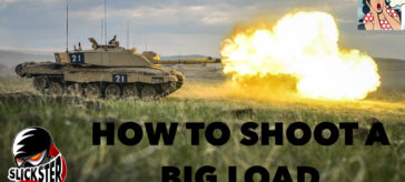 how to shoot a big load