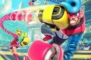 Nintendo's arms