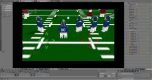 Bad Lego Football Game