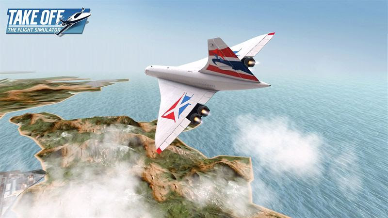 Take Off – The Flight Simulator