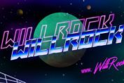 WillRock Banner Image, synthwave