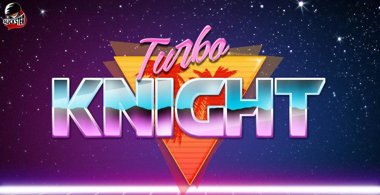 Turbo Knight Slickster Banner