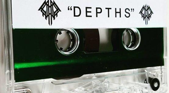 Dav Dralleon, EP DEPTHS, Cassette