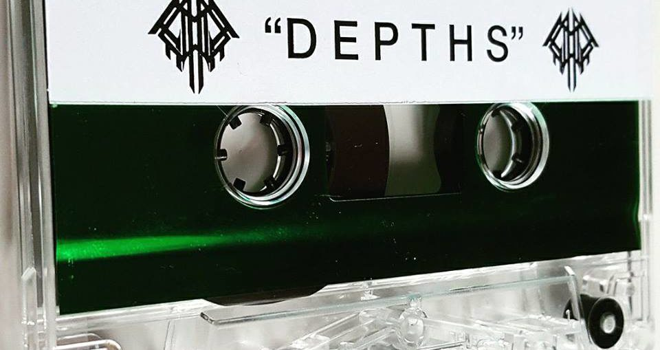 Dav Dralleon, EP DEPTHS, Cassette