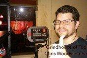Chris Woods, The Sleazebox, profile