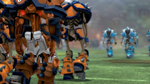 Mutant Footbal League