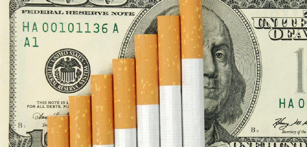 cigarette tax increase 2017