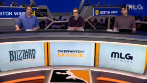 Overwatch League Commentary