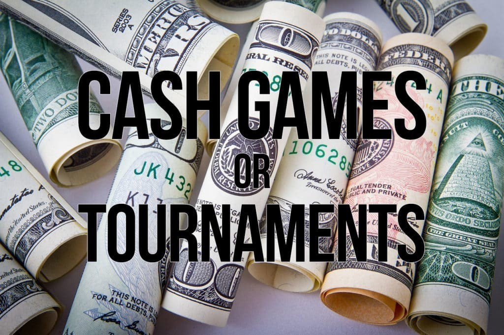 DFS Cash or Tournament